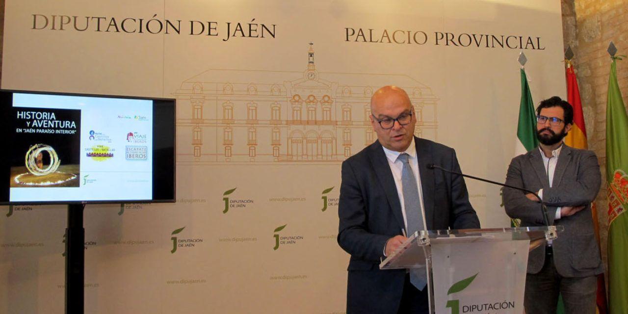 El programa Historia y Aventura incluirá este año 175 actividades ligadas a los castillos y a los yacimientos iberos