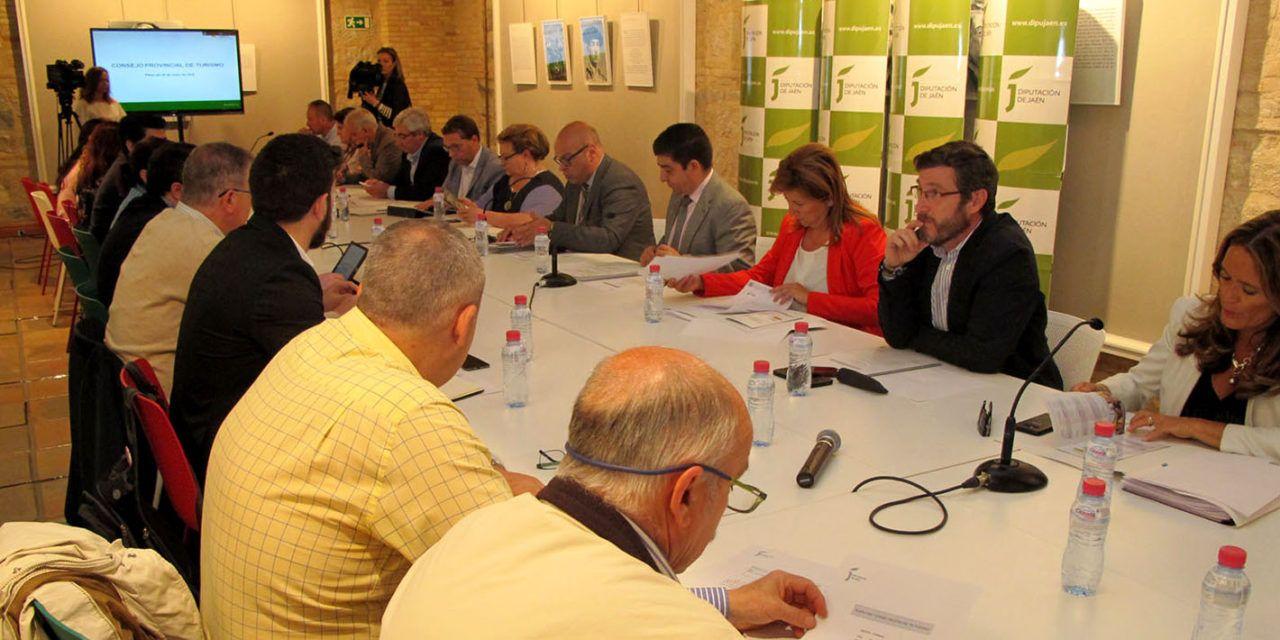 El futuro Centro de Dinamización Turística del Paseo dela Estaciónse denominará Jaén, paraíso interior