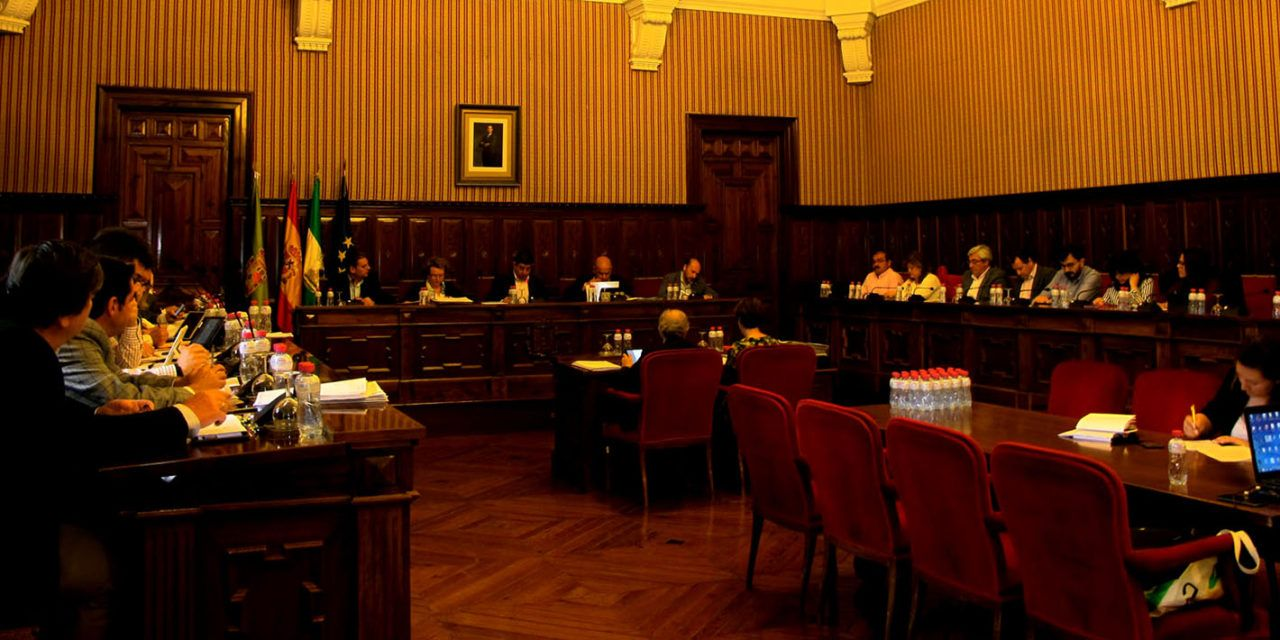 Diputación inicia la celebración de los 40 años de ayuntamientos democráticos con la lectura de una declaración institucional