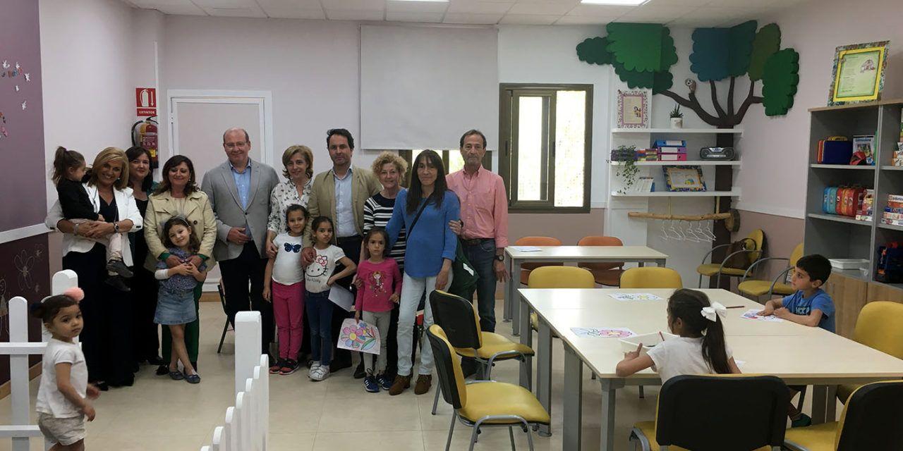 Inaugurada la nueva ludoteca del Centro municipal de Servicios Sociales del Polígono del Valle