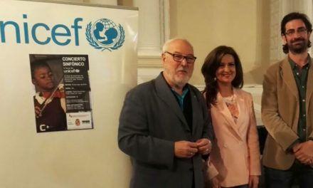 La solidaridad y la música se unen en el concierto solidario de UNICEF