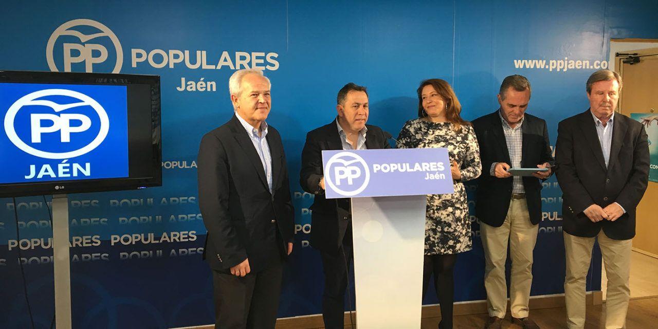 """El PP lamenta la """"dejadez de la Junta con las infraestructuras de la provincia"""""""