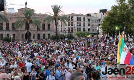 'Jaén Merece Más' apoya a Linares en sus reivindicaciones