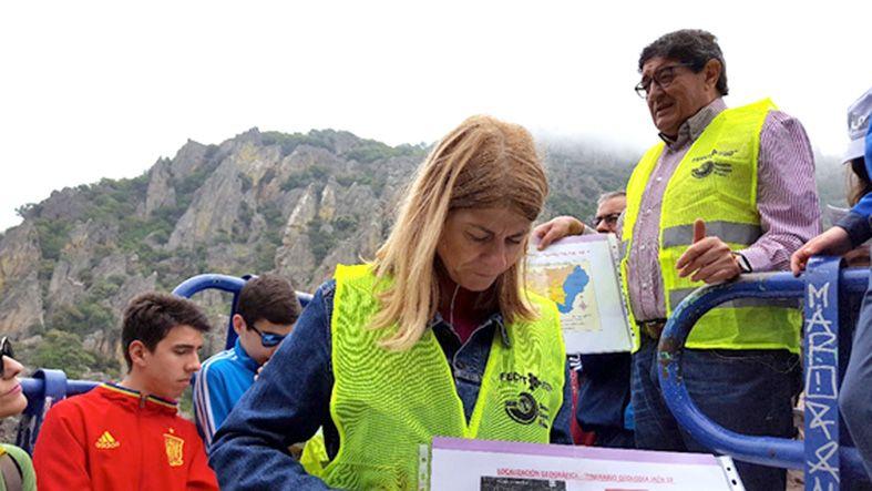 La Universidad de Jaén acerca la geología de la provincia a la sociedad a través de la actividad divulgativa Geolodía 18