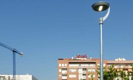 Reforzada la iluminación en el parque Andrés de Vandelvira y la calle Bernabé Soriano