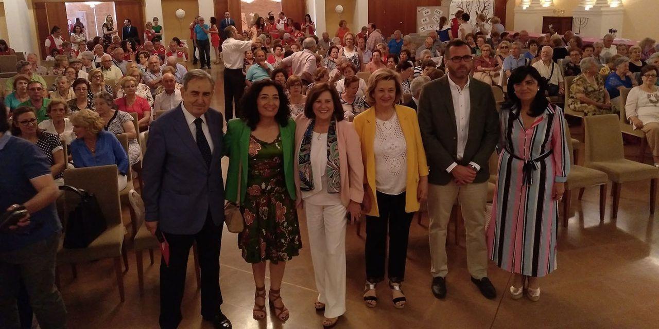 Sánchez Rubio resalta el protagonismo de las personas mayores en la nueva Ley andaluza de Voluntariado