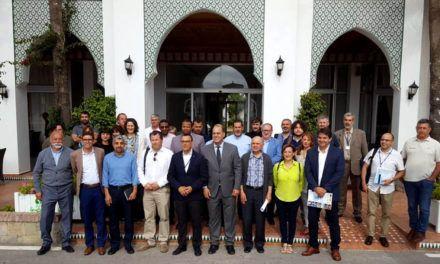 Empresas jiennenses participan junto a la Diputación en un encuentro multisectorial celebrado en Marruecos