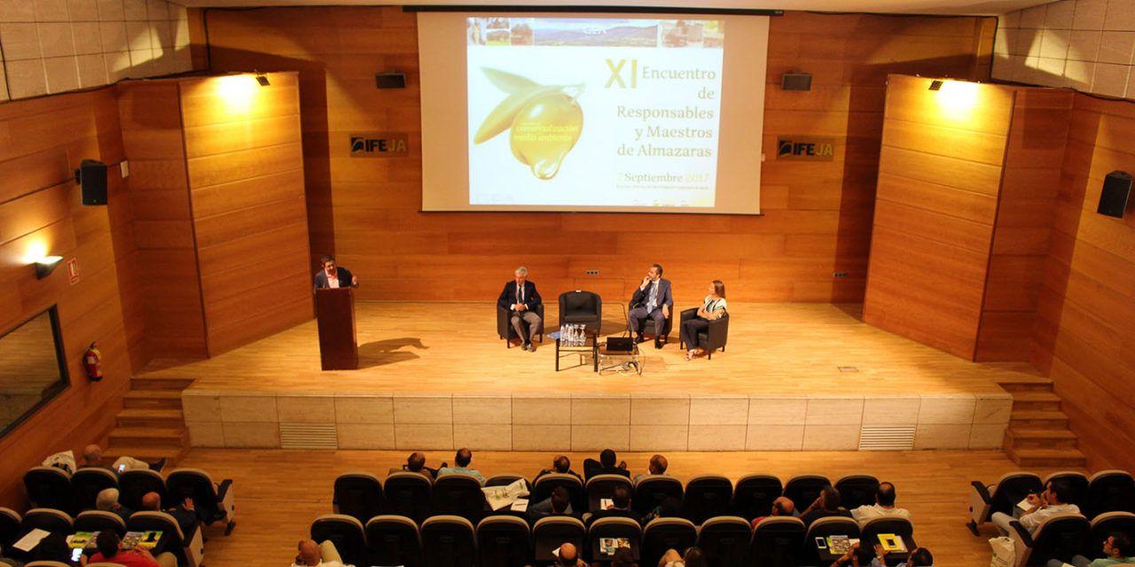 El XII Encuentro de Maestros y Responsables de Almazara de GEA tendrá lugar el 13 de septiembre en Jaén