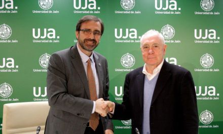 La Universidad de Jaén y la Real Sociedad Matemática Española promoverán actividades conjuntas