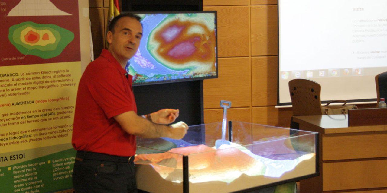 """La EPSJ de la UJA organiza la Jornada """"Geomática: Profesión de futuro"""""""