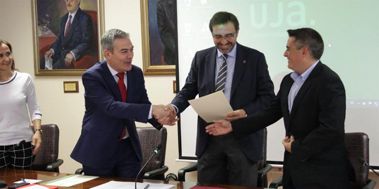 Diputación destina 420.000 euros a la adecuación y ensanche de la carretera entre Úbeda y Santa Eulalia