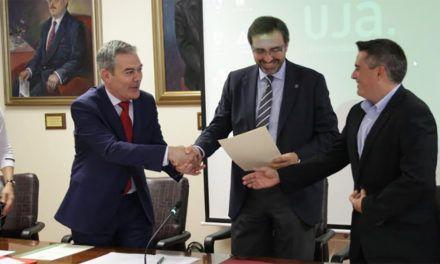 Santander Universidades renueva su apoyo a la Cátedra de Empresa Familiar de la UJA