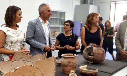 La exposición permanente del Museo Íbero de Jaén contará con 3.357 piezas organizadas en ocho áreas temáticas