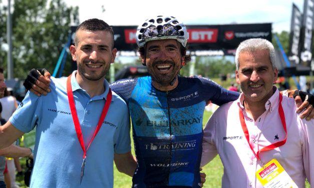 Triki Beltrán participará en la Asturias Bike Race