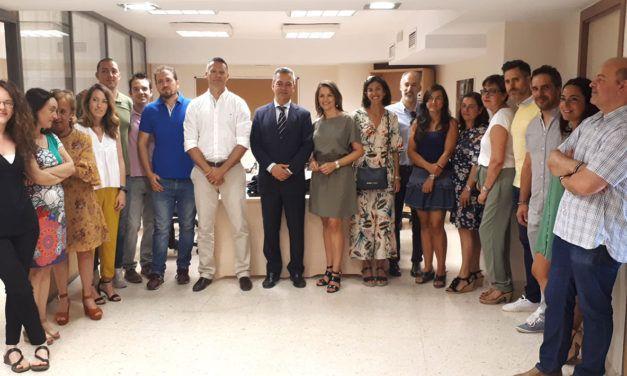 La Junta destaca la continuidad del servicio de medidas judiciales de menores infractores en Jaén a través de Diagrama