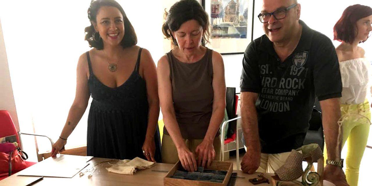 Diputación impulsa la formación de artesanos para mejorar el diseño y comercialización de sus productos