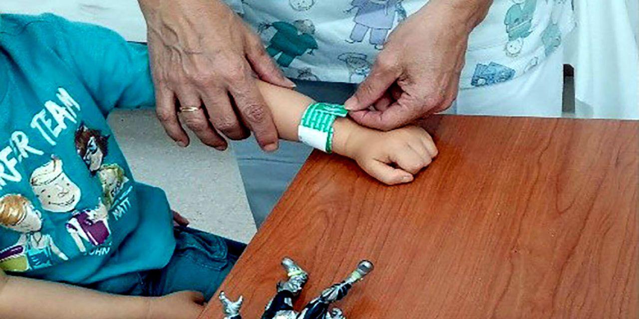 El Complejo Hospitalario de Jaén mejora la seguridad de los menores en el área de Urgencias de su centro Materno-Infantil