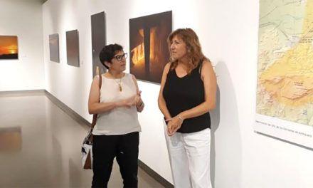 El Museo Íbero acoge una exposición sobre el Sitio de los Dólmenes de Antequera del fotógrafo Javier Pérez González