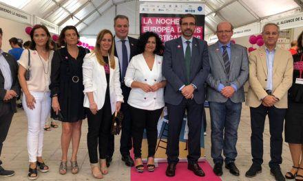 Éxito en la Noche Europea de los Investigadores