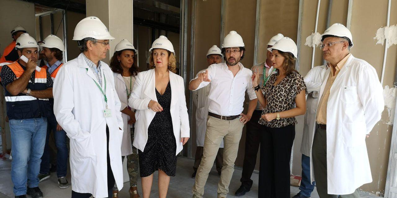 El Hospital de Jaén contará en diciembre con una Unidad de Ictus de Referencia para atender a más de 400 pacientes al año