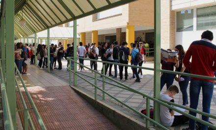 Un total de 641 estudiantes se presenta a las Pruebas de Acceso y Admisión a la Universidad en la provincia de Jaén