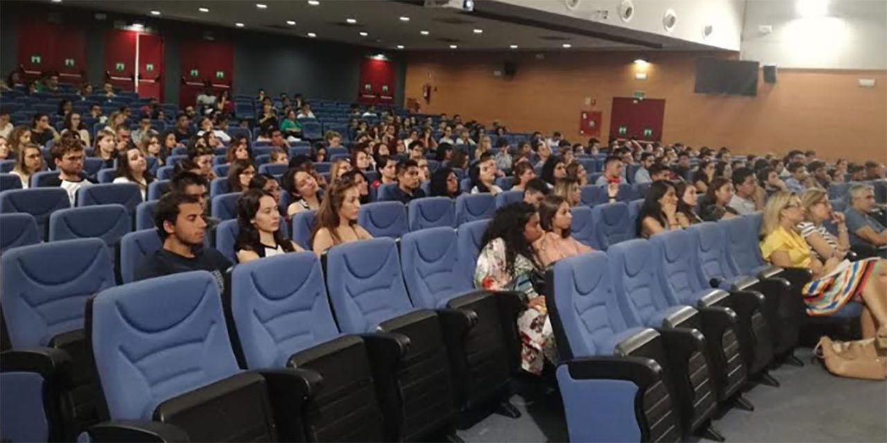 La Universidad de Jaén organiza charlas informativas dirigidas a sus estudiantes de movilidad internacional