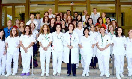 El CEl Complejo Hospitalario de Jaén ha renovado su distintivo de  'Centro contra el Dolor'
