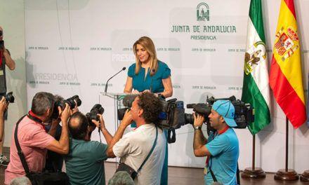 Susana Díaz convoca elecciones para el 2 diciembre