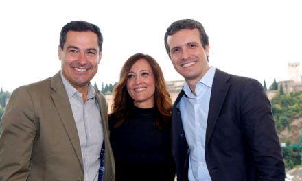 Maribel Lozano, cabeza de lista del PP de Jaén para el 2-D
