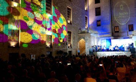 Cerca de 16.000 personas disfrutan de los 57 espectáculos incluidos en el programa Noches de Palacio de Diputación