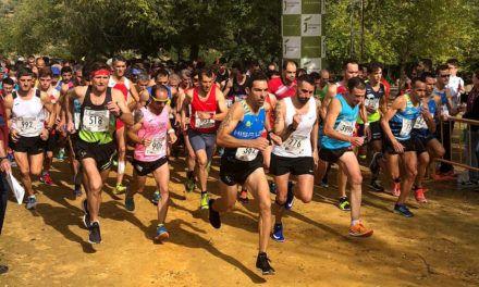 Cerca de 800 atletas participan en la primera cita del XXII Circuito Provincial de Campo a Través de la Diputación