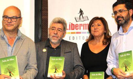 """Másquecuentos publica el libro """"Tinta de Olivo"""" con las 25 mejores historias presentadas al I Premio de Relato Corto sobre Olivar, Aceite de Oliva y Oleoturismo"""