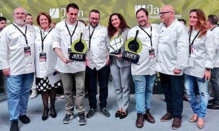Fernando Romero, de Recetas que funcionan, gana el concurso AOVE Blogger 2018 de Diputación y Jaén Gastronómico