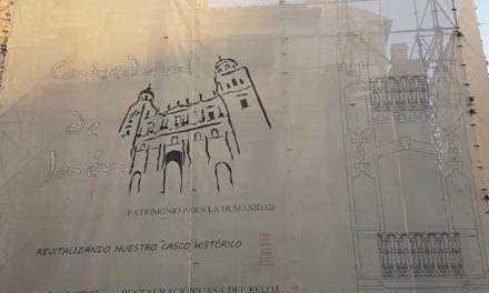 La rehabilitación de la Casa del Reloj de Jaén estará lista para la próxima primavera