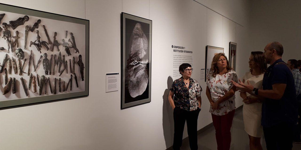 El Museo Íbero redescubre las piezas de ´La Dama, el Héroe, el Príncipe y la Diosa´con la fotografía de José Manuel Pedrosa
