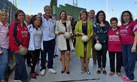Más de 500 personas de los 17 centros de participación activa de la provincia de Jaén asisten a la II Feria del Mayor