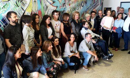 ALES mejora la estancia de los niños en la unidad de Pediatría del Hospital de Jaén