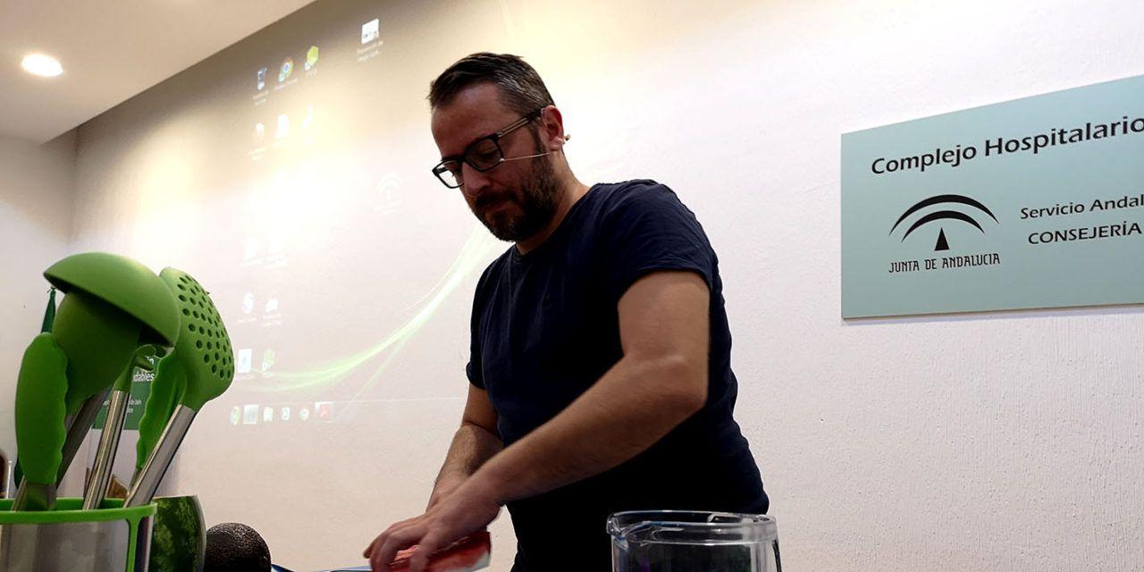 El Hospital Universitario de Jaén apuesta por la Dieta Mediterránea y el aceite de oliva como una garantía en la prevención del riesgo cardiovascular