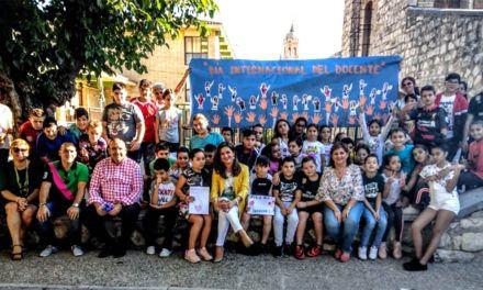 """El CEIP """"Santo Tomás"""" de Jaén acoge la celebración provincial del Día Mundial del Docente"""