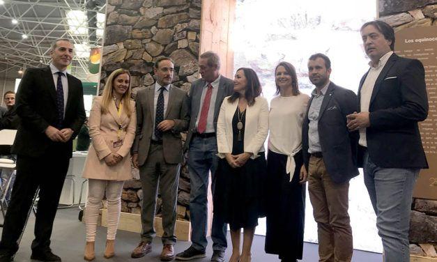 La Universidad de Jaén reproduce en su stand en TIERRA ADENTRO el ritual íbero de los equinoccios en el yacimiento arqueológico de Puente Tablas