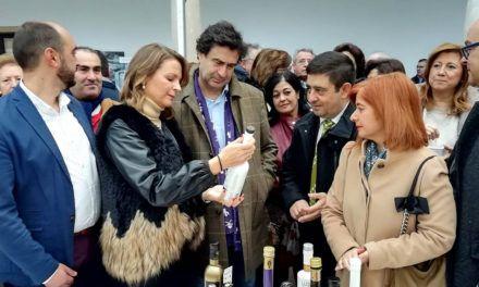 La V Fiesta del Primer Aceite muestra la calidad de los AOVES de Jaén
