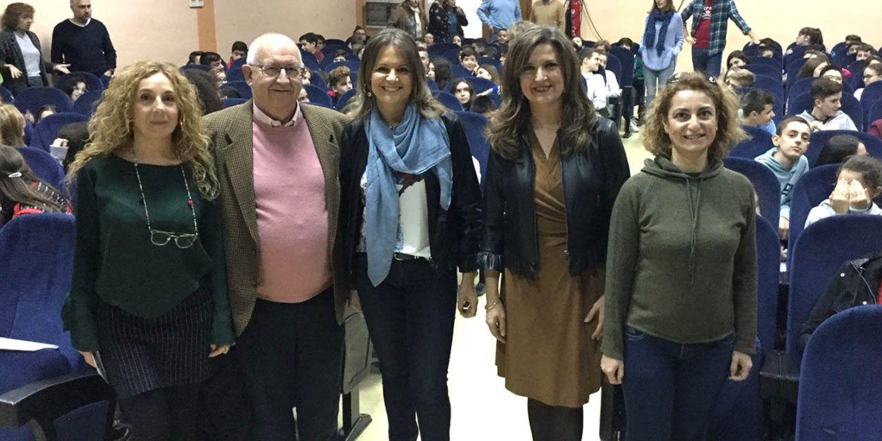 Más de 400 escolares de Secundaria de Jaén participan este curso en el programa preventivo sobre delincuencia juvenil