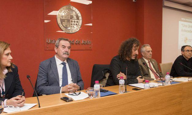La Universidad de Jaén profundiza en sus antecedes y su creación con motivo de su 25 aniversario