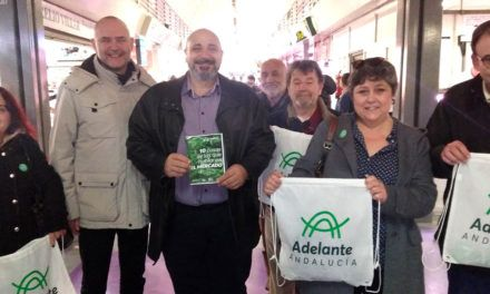 Adelante Andalucía defiende los mercados de proximidad como espacio de encuentro para la ciudadanía
