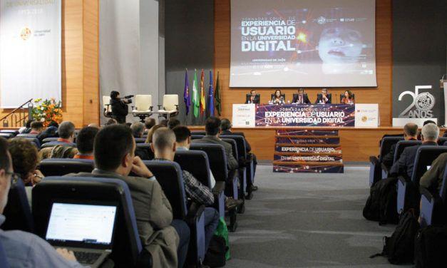 El Rector de la UJA destaca el papel estratégico que deben tener las TIC en la toma de decisiones de las universidades