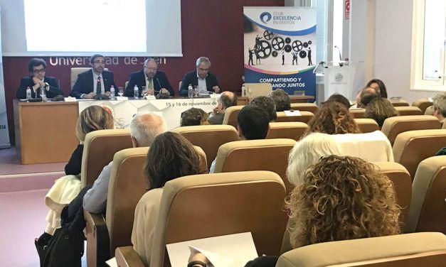 La Universidad de Jaén se convierte en epicentro de reflexión y debate sobre la excelencia en la gestión universitaria