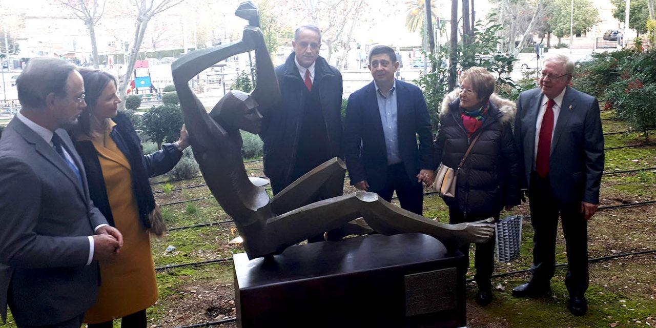 Una escultura perpetuará en el Museo Íbero el recuerdo de los represaliados por la Dictadura en la antigua cárcel de Jaén
