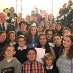 Alumnos de 30 colegios de la capital protagonizan un pleno infantil