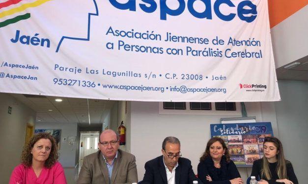Presentado el calendario solidario de Aspace 2019