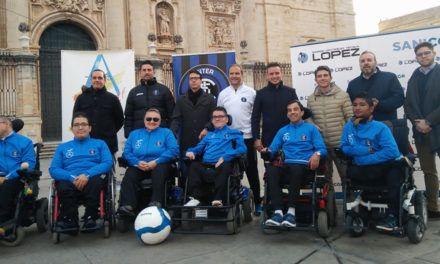 Presentado el Inter Jaén Power Chair